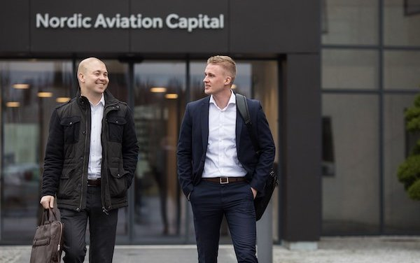 Nordic Aviation Capital formally welcomes GIC as a new shareholder