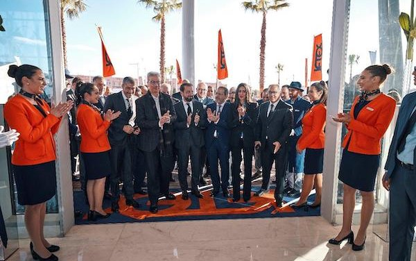 North Africa First VIP Terminal in Marrakech  was inaugurated by Jetex
