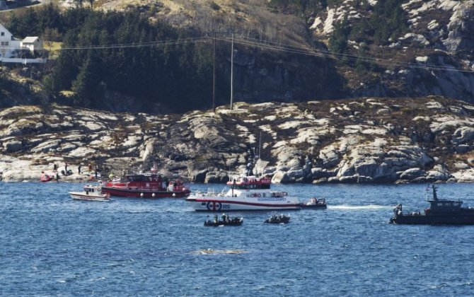 Norway helicopter crash which killed British oil worker caused by mechanical failure