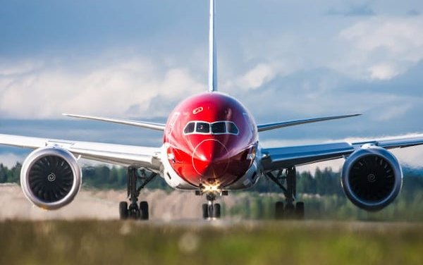 Norwegian Air Joint Venture with China Construction Bank Leasing Corporation
