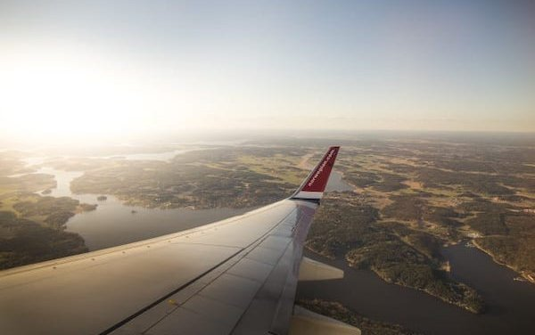 Norwegian Air signed UN Climate Action Initiative