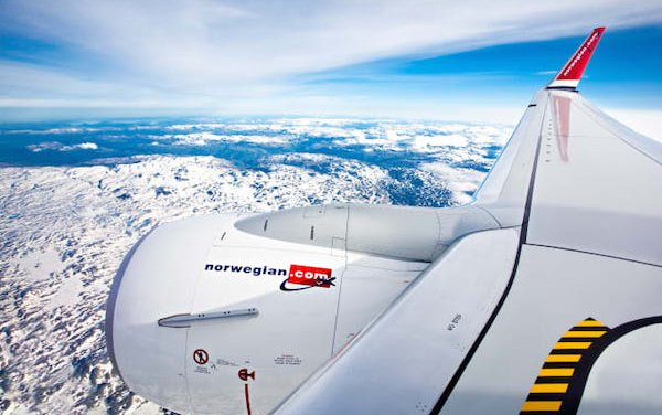 Norwegian appreciates support from the Norwegian Government