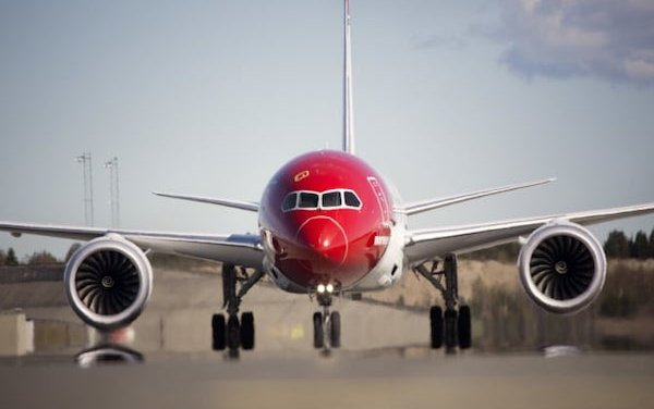 Norwegian August 2020 traffic figures heavily influenced by travel restrictions and drop in demand