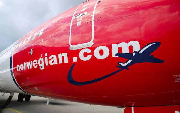 Norwegian commits to reduce CO2 emissions by 45 percent by 2030