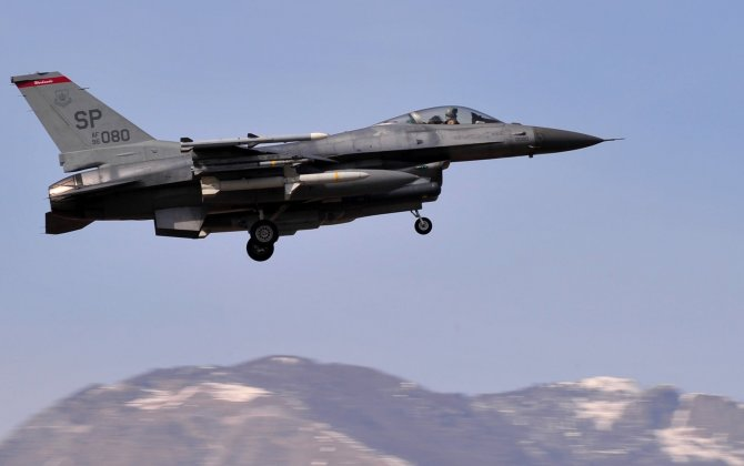 Norwegian fighter jet helps save dying patient