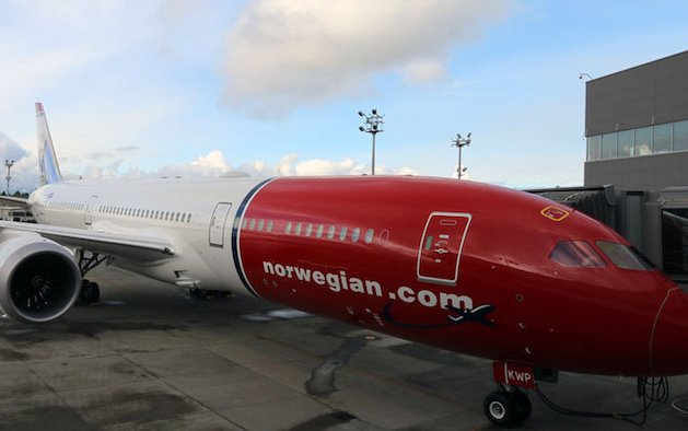 Norwegian gets connected with Collins Aerospace