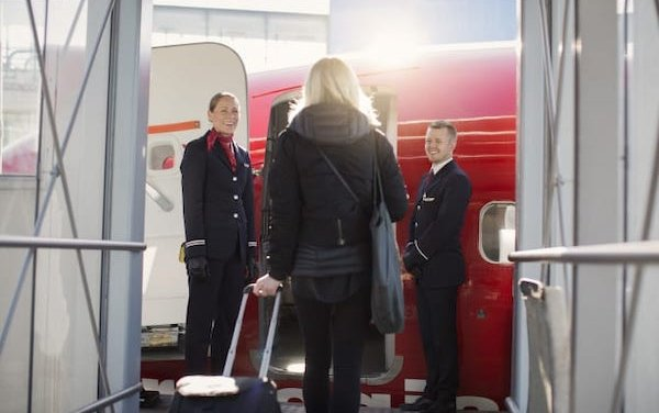 Norwegian is voted Europe Leading Low-Cost Airline 2020 for 6th consecutive year