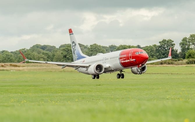Norwegian launches pilot recruitment drive in Ireland as airline continues transatlantic expansion