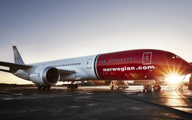 Norwegian obtains Swedish AOC