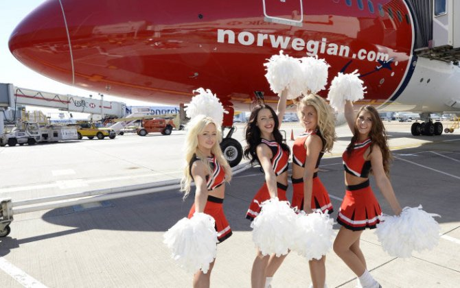 Norwegian signs first ever charter agreements in the U.S.