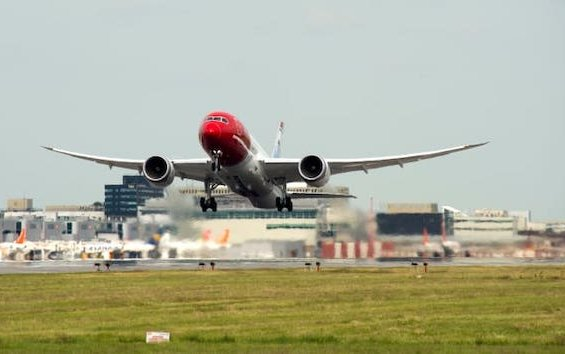 Norwegian to end transatlantic flights between Ireland and North America from 15 September 2019