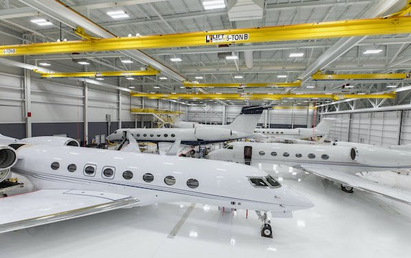 Notable 2020 for Gulfstream Customer Support