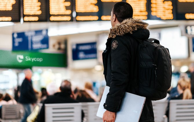 Now you can predict delayed flights with this app