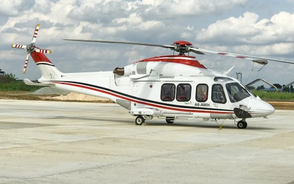 OAS Helicopters signed up for Rusada ENVISION