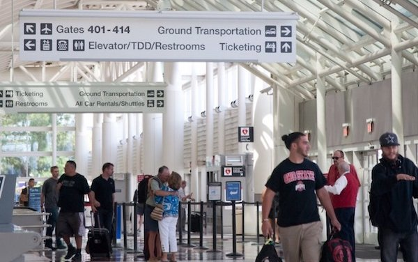 Ontario International Airport continues to gain passengers in 2019