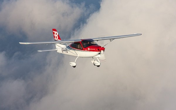 Oriens Aviation becomes Tecnam authorised sales & service centre for the British Isles