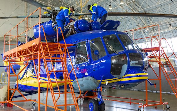 Overhaul of another Russian-made helicopter completed in Azerbaijan