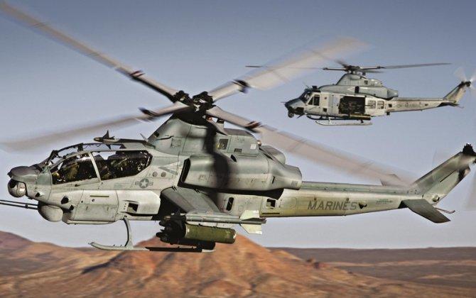 Pakistan orders nine more Bell AH-1Z gunships