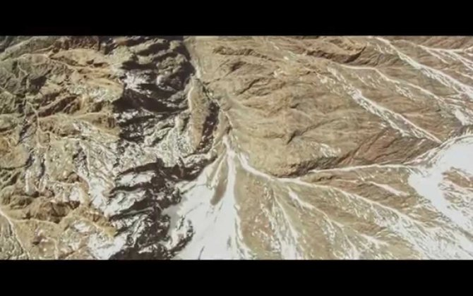 Paraglider Soars To Record Heights Above Pakistan