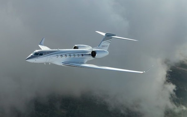 Paris Air Show Debut of Gulfstream G600