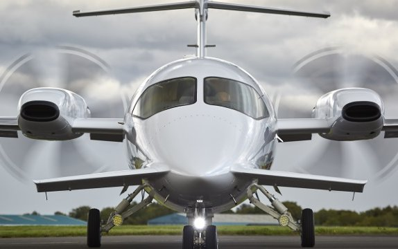 Parker and Piaggio Aerospace Well Ahead in the Qualification Tests of the New Brakes for the Avanti