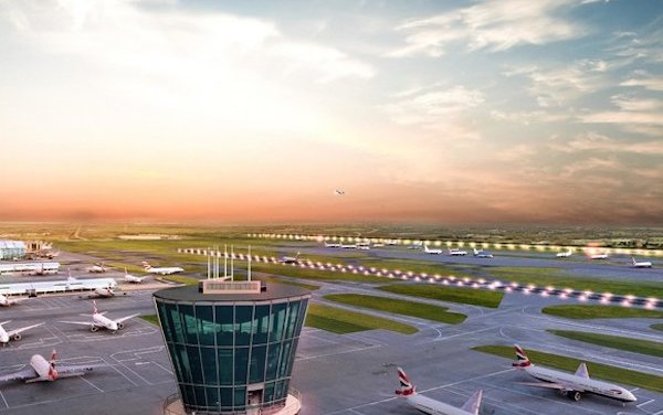 Parliament unlocks jobs and growth in landmark vote to expand Heathrow