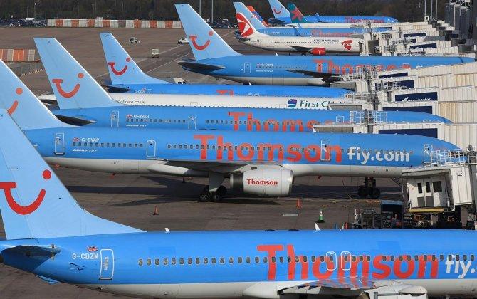 Passenger dies on Thomson Holidays flight to Glasgow