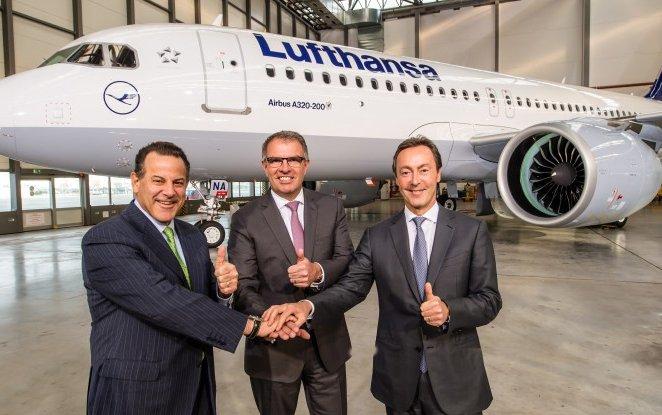Passengers bemoan Space-Flex crunch on Lufthansa's new A320neo