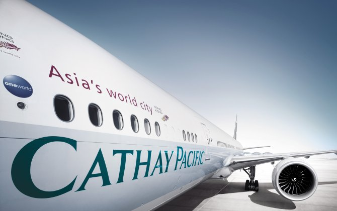 Passenger's suicide attempt thwarted by crew during Cathay Pacific flight