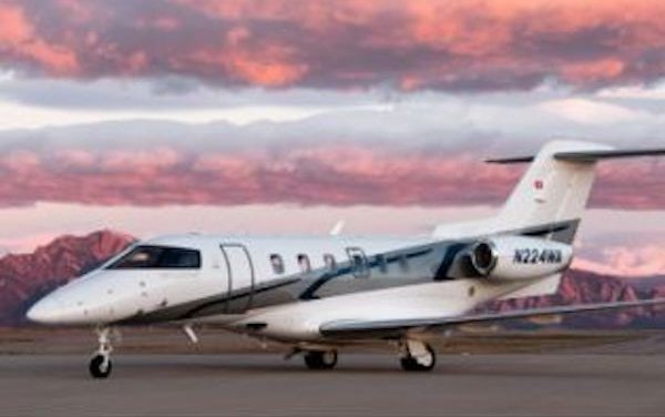 PC-24 Super Versatile Jet to Authorized Pilatus Center Western Aircraft Delivered