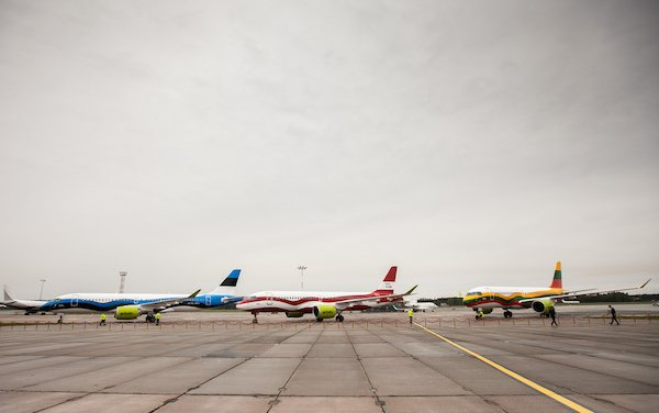Perfect age, continued development - airBaltic marks 26th anniversary