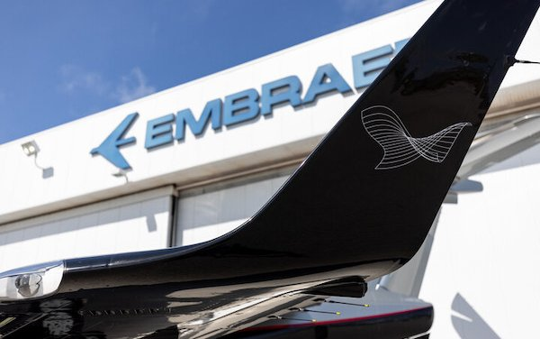 Phenom 300E for a Swiss charter operator became 1,500th business jet delivered by Embraer