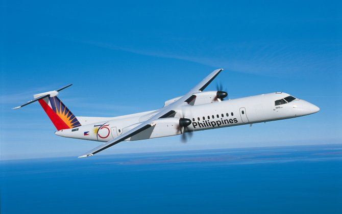Philippine Airlines and Bombardier Finalize Order for up to 12 Q400 Aircraft