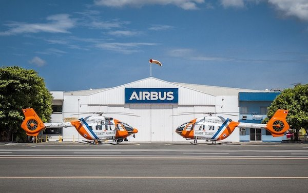 Philippine Coast Guard took delivery of second H145 for parapublic missions