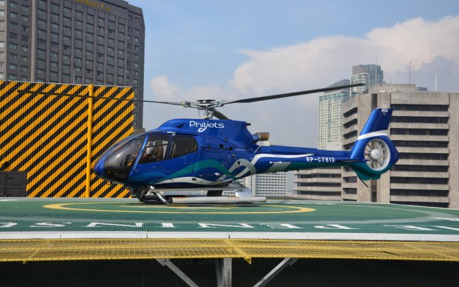 PhilJets adds Airbus H130, H145, and Bell 407 helicopters to fleet