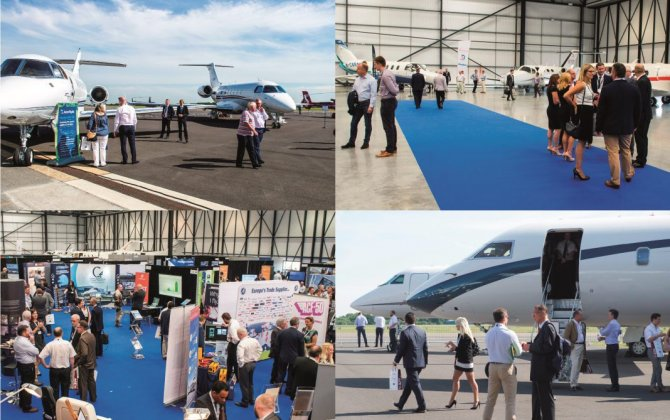 Piaggio Aerospace participates with Avanti EVO at Air Charter Expo 2017 in London