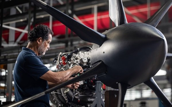 Piaggio Aerospace partners with Safran Helicopter Engines on its Ardiden 3 engine family