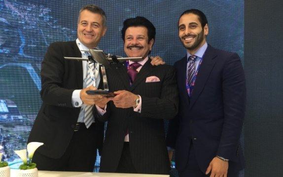 Piaggio Aerospace signs partnership with Al Saif Group
