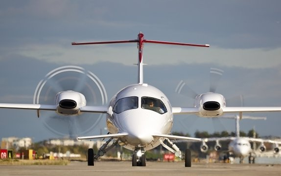 Piaggio Aerospace to exhibit at Farnborough 2018