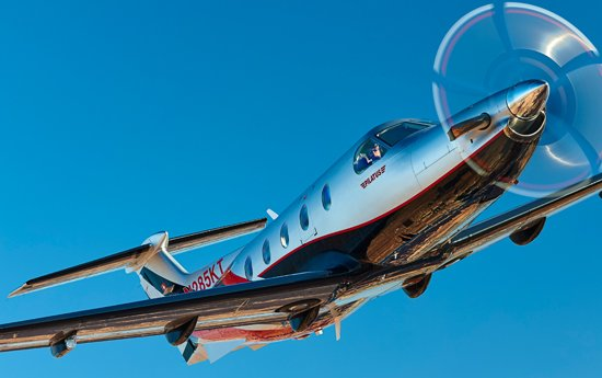 Pilatus Delivers 1400th PC-12 and Achieves Major Flight Time Milestone