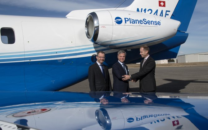 Pilatus Delivers PC-24 Super Versatile Jet to Launch Customer, PlaneSense