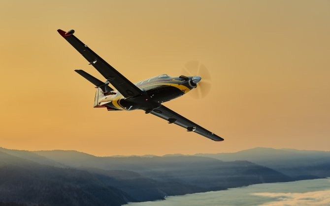 Pilatus Extends PC-12 Maintenance Intervals and Delivers Significantly Reduced Operating Costs