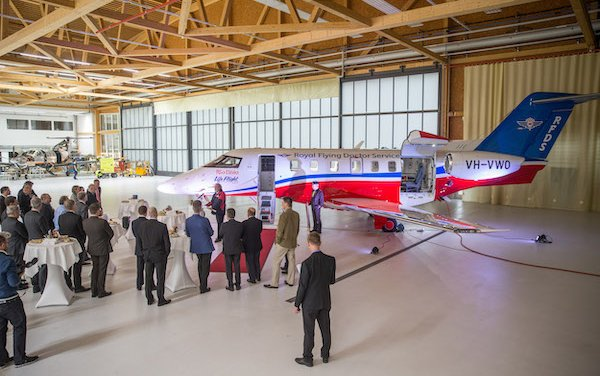 Pilatus Hands Over First PC-24 Air Ambulance