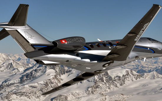 Pilatus PC-24 flies to NBAA-BACE 2016 and exceeds performance data
