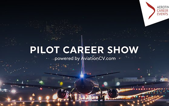 Pilot Career Show – a new way to land a job as a pilot in a day