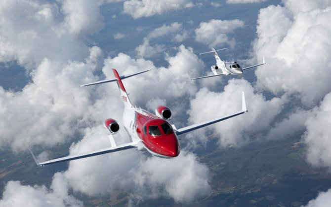Pilot Report: Flying The HondaJet HA-420