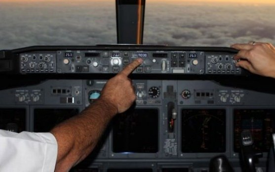 Pilots banned from taking photos