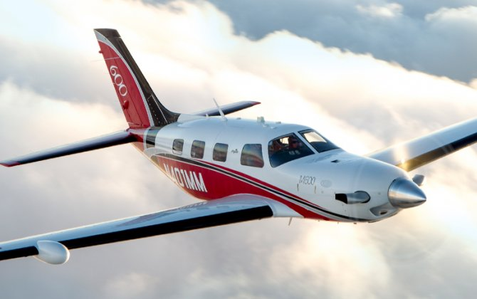 Piper launches M600 demo tour of Africa with Piper dealer, NAC