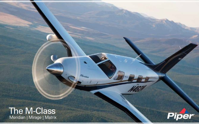 Piper to Exhibit M-Class and Trainer-Class at EAA AirVenture 2018