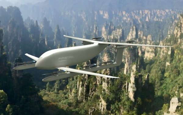 Pipistrel chose Honeywell to provide Critical navigation & Sensor technology for Nuuva V300 cargo aircraft